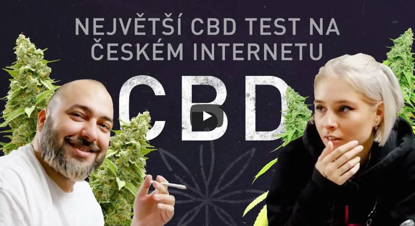 Videorecenze našeho CBD: Jak jsme dopadli?
