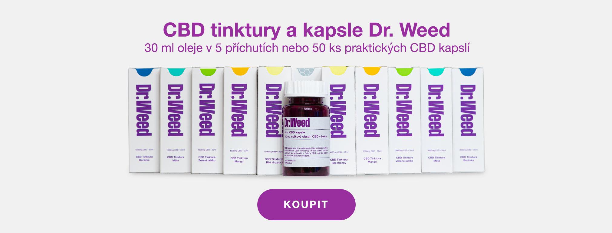 Dr. Weed oleje