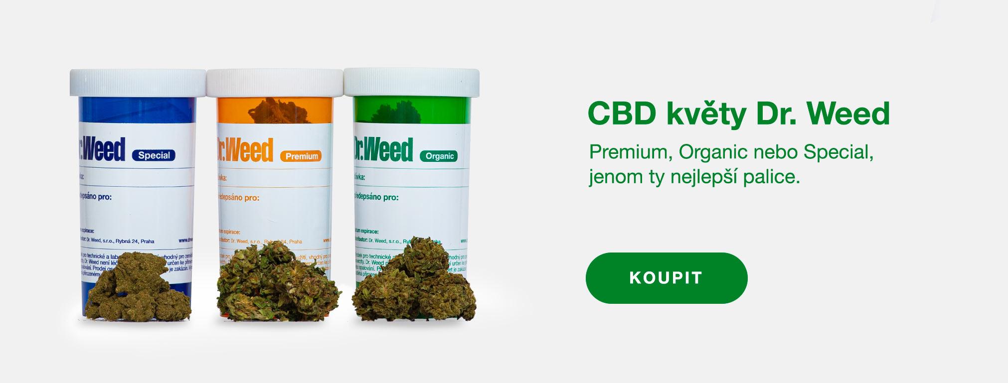 Dr. Weed kvety