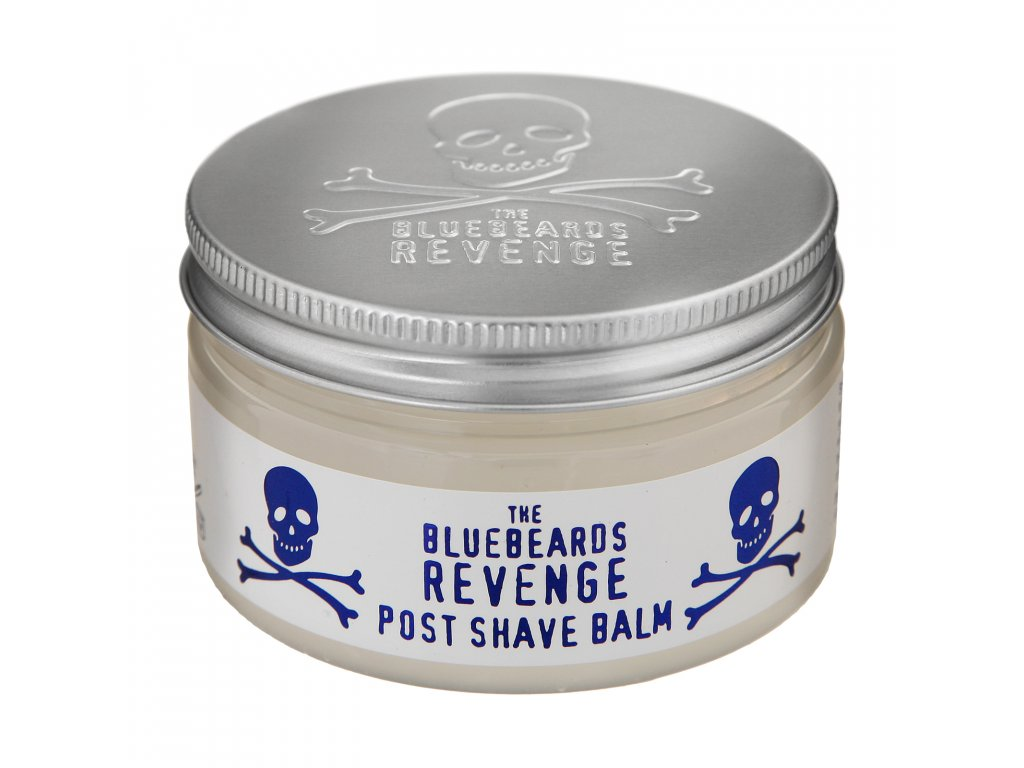 The Bluebeards Revenge balzam po holení