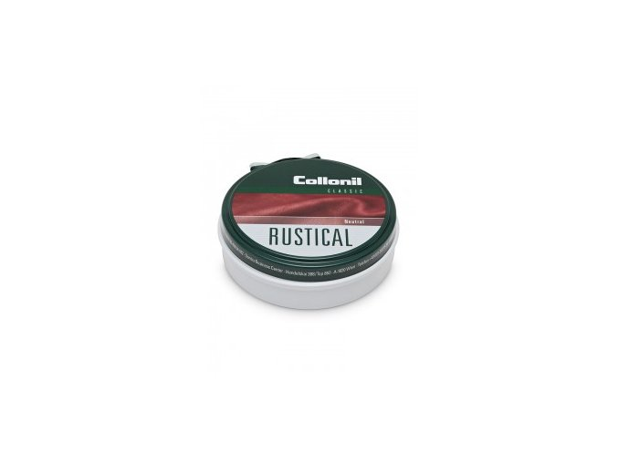 Saddle Soap Rustical dose
