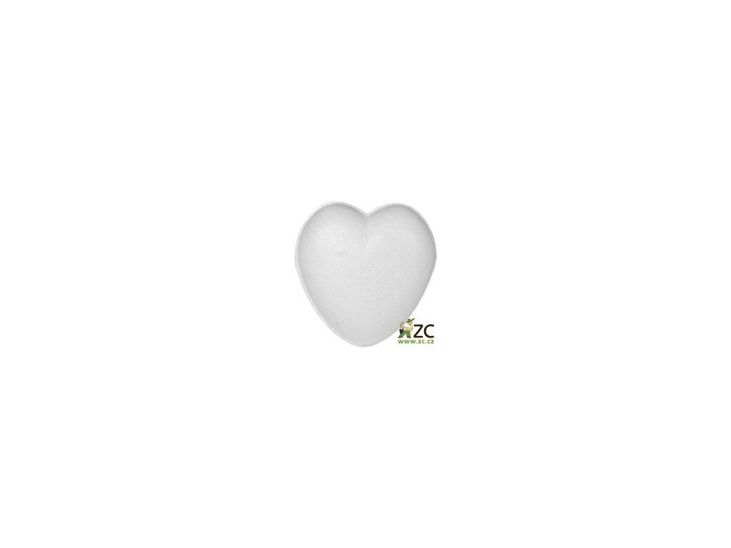 Srdíčko polystyren - 6cm