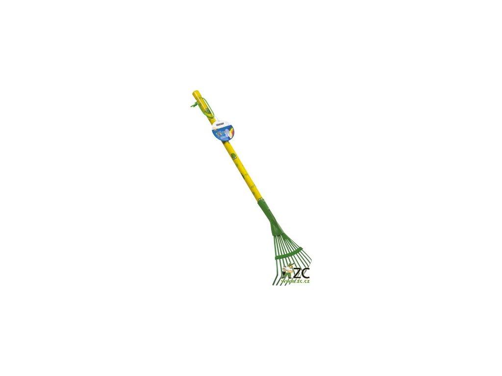 42656 detske hrabicky zelene 78 cm stocker