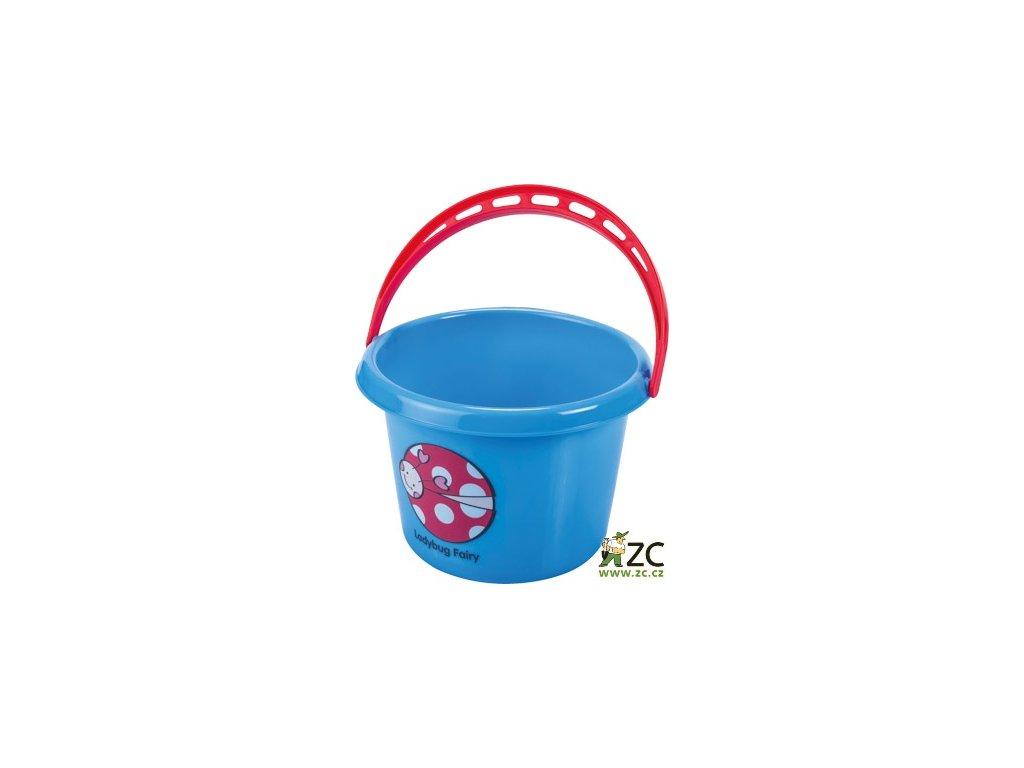 42704 detsky kyblik plastovy modry stocker