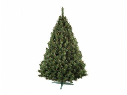 Stromek BOROVICE umělý vánoční + stojan 220cm
