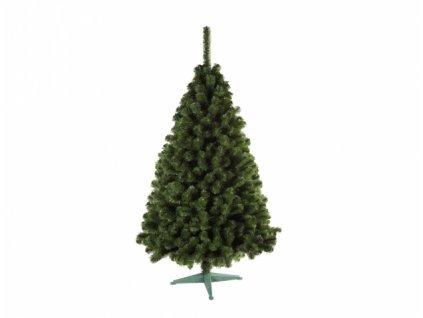 Stromek JEDLE umělý vánoční + stojan 220cm