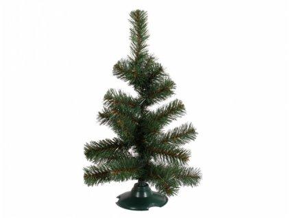 Stromek umělý vánoční stolní se stojanem 35cm