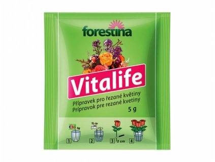 Výživa VITALIFE pro řezané květiny 5g