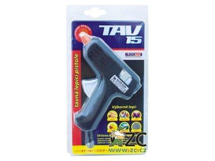 Tavná lepící pistole TAV 15 - malá (5-20W)