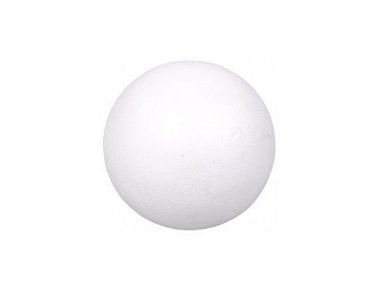 Koule polystyren - 8cm