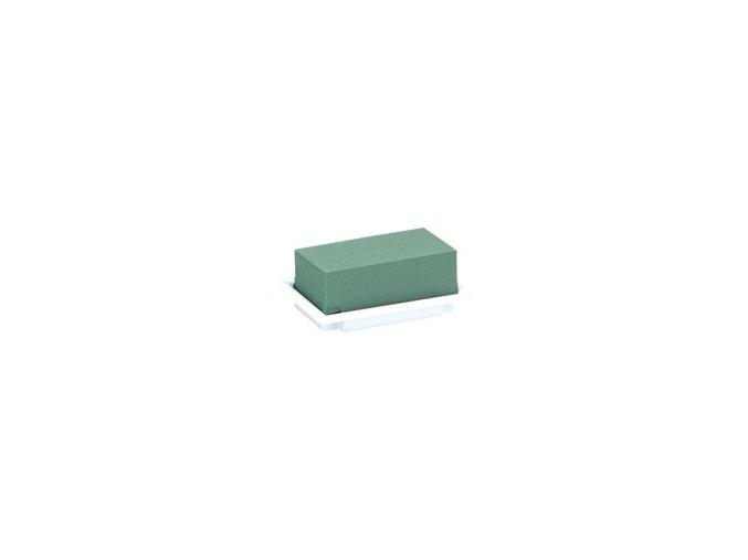 Florex - table deco miska bílá mini
