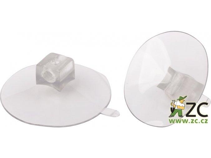 Přísavka na aranžmá - silikonová s úchytným okem 8,5cm