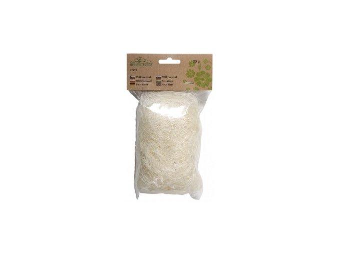 Sisálové vlákno 25g - přírodní