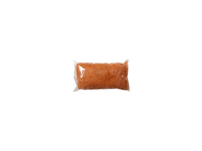 Sisálové vlákno 50g - terakota