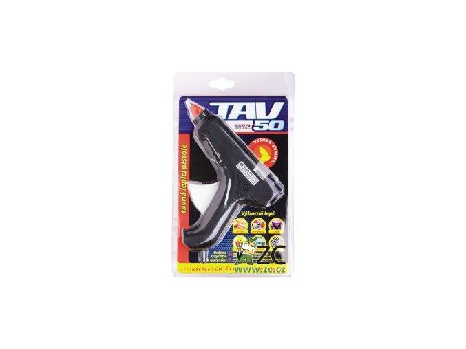 Tavná lepící pistole TAV 50 - velká (7-55W)