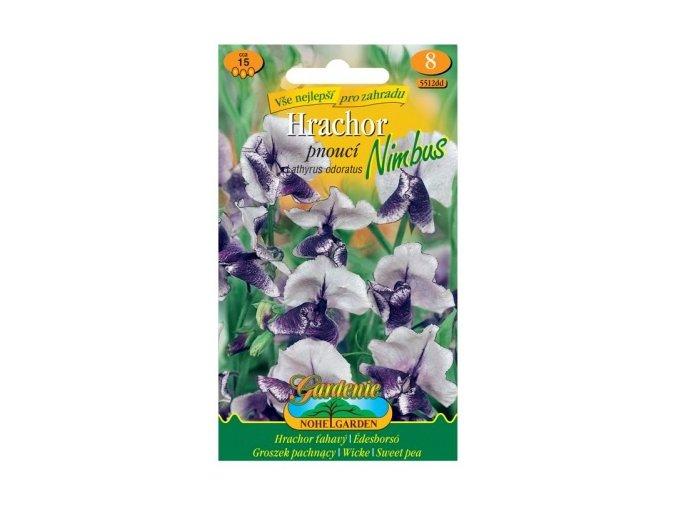 44876 hrachor vonny pnouci nimbus fialovo bily nohel garden