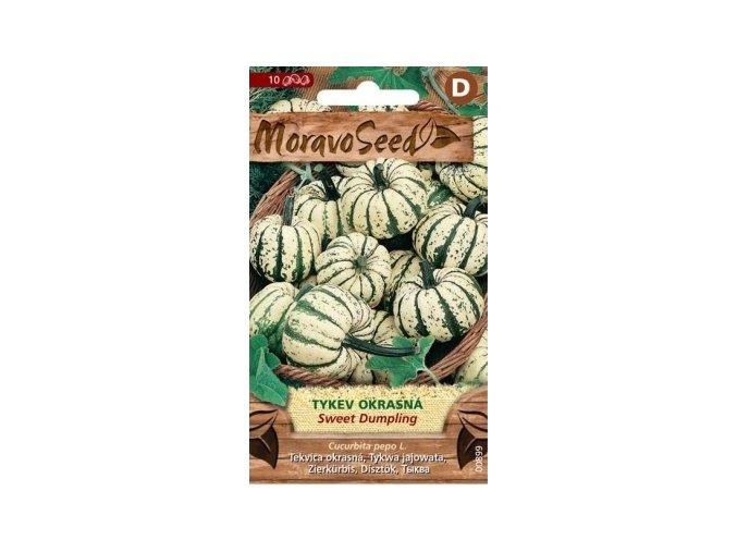 59018 tykev okrasna sweet dumpling moravoseed