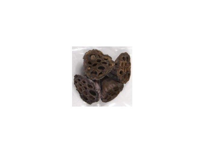 Dekorace - Lotos 4-6cm 4ks
