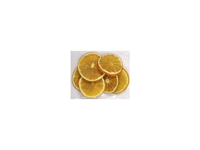 Dekorace - Pomeranč 40g