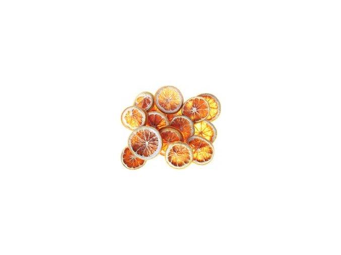 Dekorace - Pomeranč 500g