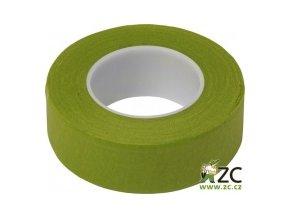 Ovinovací páska Oasis - 26mm světle zelená