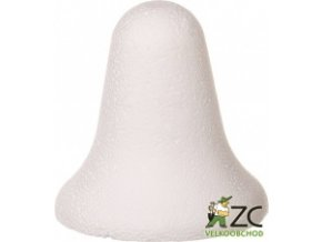 Zvonek polystyren - 12cm