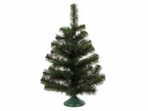 Stromek umělý vánoční stolní se stojanem 50cm