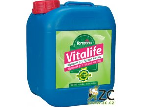 Výživa řezaných květin tekutá - Vitalife 5l
