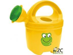 42623 detska konvicka plastova zluta stocker