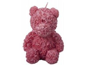 56633 svicka medvidek cerveny