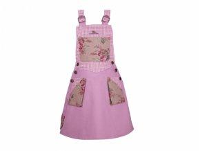 Šaty GARDEN GIRL MINI zahradnické dětské