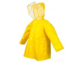 Dětská pláštěnka žlutá Stocker
