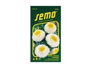 40655 astra cinska pompon white and yellow 0 5g