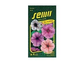 52430 petunie mnohokveta smes s orchid hvezdou f1 50p