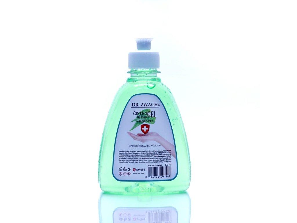 Dr.Zwach Dezinfekční gel na ruce s aloe vera