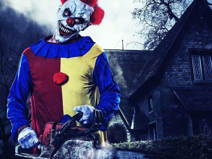 Klaunovy okovy: Únikovka s reálným klaunem