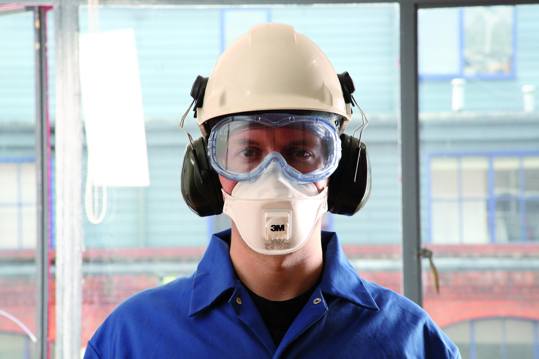Pomôcka na výber vhodnej ochrany dýchacích ciest