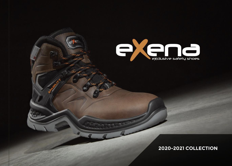 EXENA - bezpečnostná a zdravotná obuv