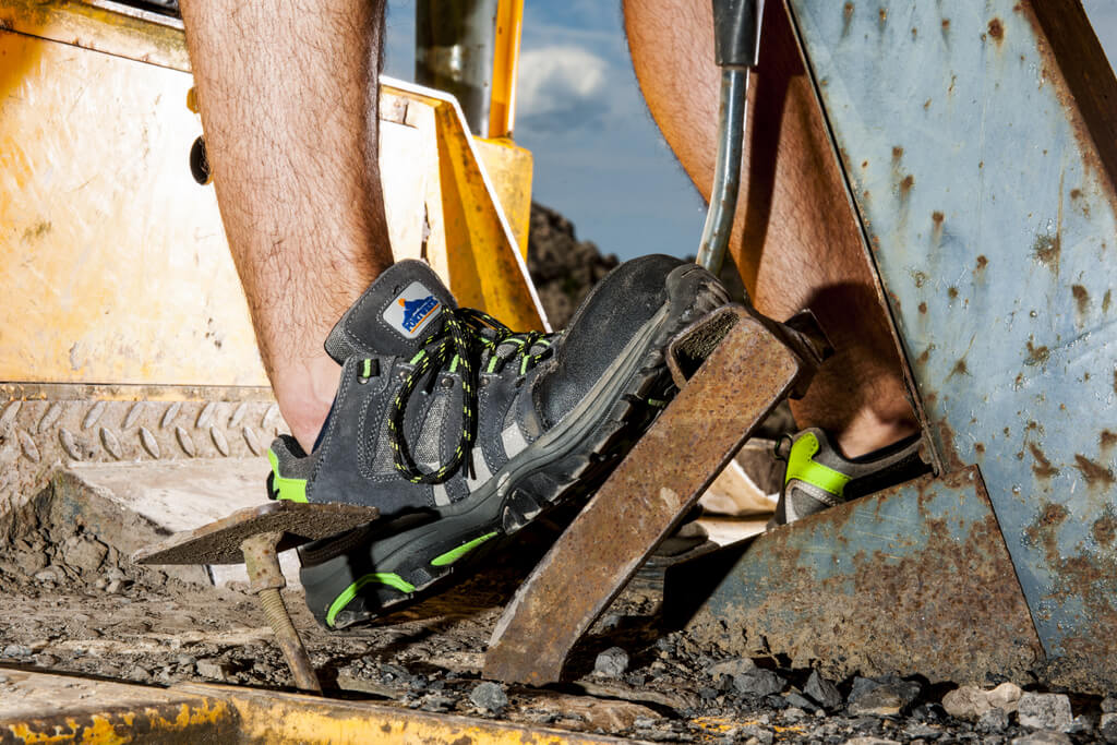 Vysvetlenie symbolov pracovnej obuvi