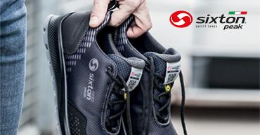 Prečo si vybrať pohodlnú pracovnú obuv Sixton Peak?
