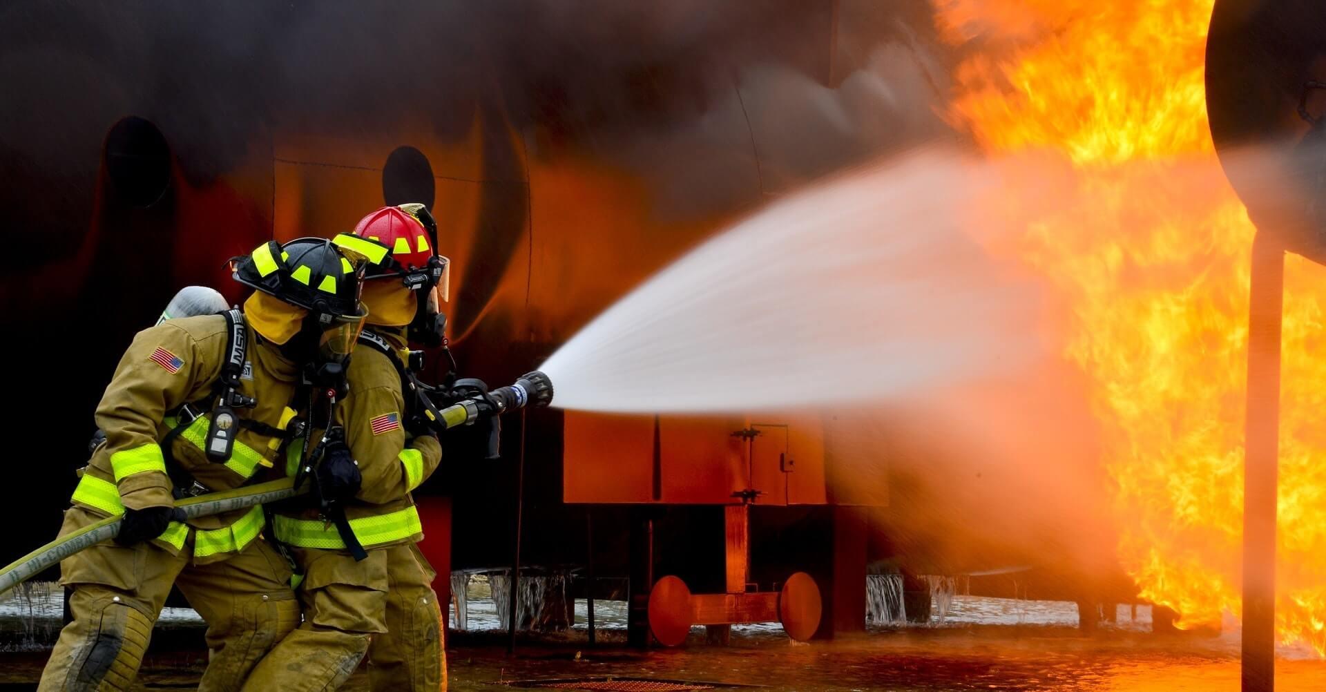 Ako chrániť svoju firmu pred požiarom