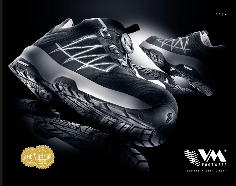 VM FOOTWEAR - pracovná obuv