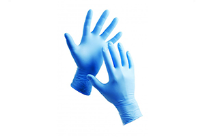 Jednorázové pracovné rukavice