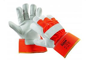Kombinované pracovné rukavice