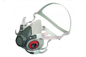 Ochranné polomasky a masky