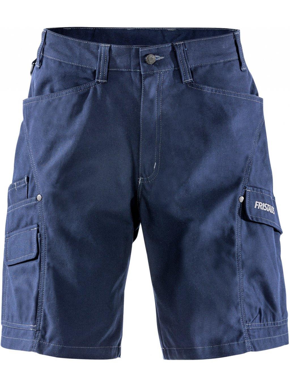 Fristads šortky 100128 modré