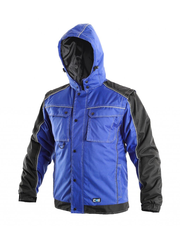 Zimná bunda IRVINE modrá