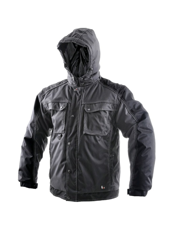 Zimná bunda IRVINE sivá