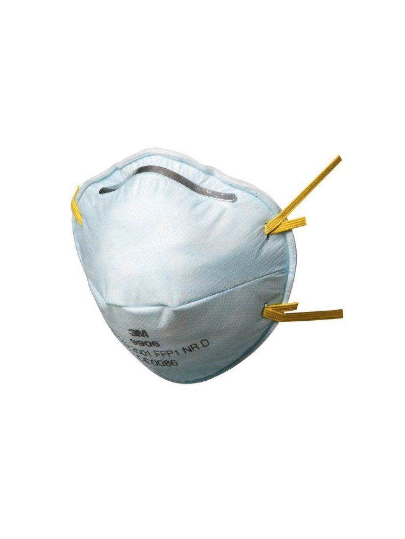 3M respirátor na flôrovodík 9906