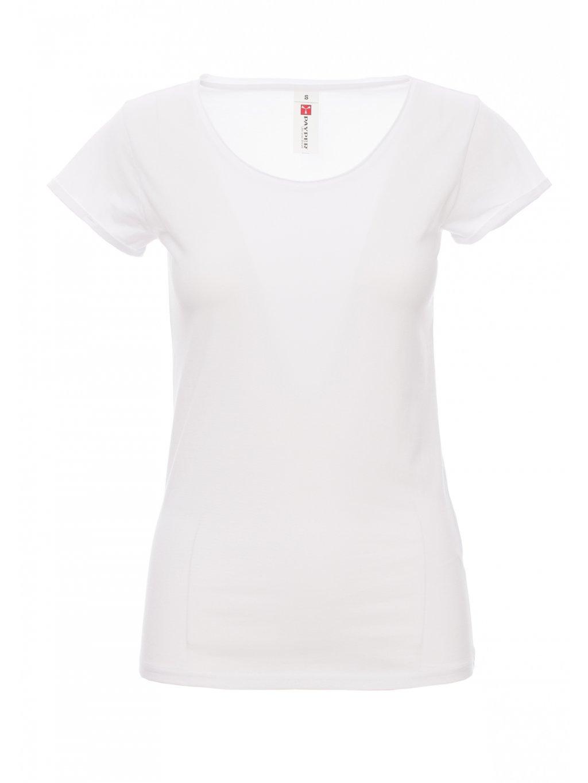 Sound+ Lady tričko biele